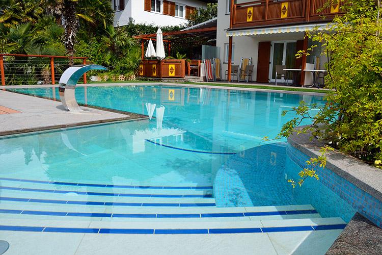 Villa Gang, Gasthof, Schwimmbad, Pool, Garten, Zimmer mit ...