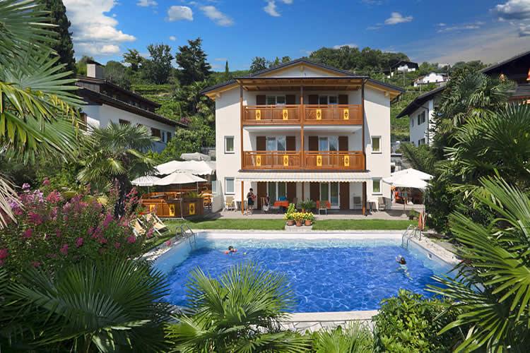 Villa Gang Gasthof Dorf Tirol Zimmer Mit Fruhstuck Halbpension